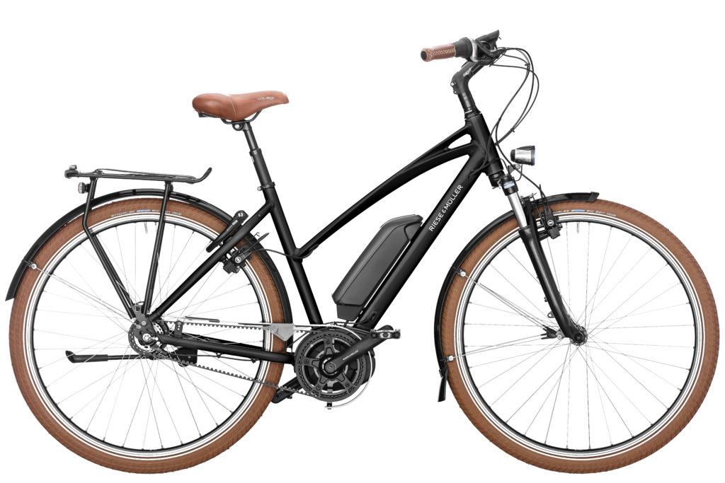 Fahrrad Riese und Mueller Cruiser