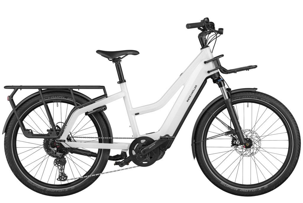 Fahrrad Riese und Mueller Multicharger Mixte